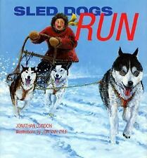 Sled Dogs Run-ExLibrary