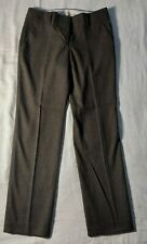 LOFT Marisa Size 4 Dark Green Trousers