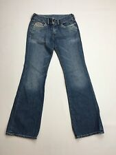 Women's Diesel 'Bootcut' Jeans - W28 L34 - Faded Navy Wash - Great Condition