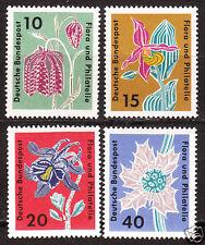 BRD 1963 Mi. Nr. 392-395 Postfrisch LUXUS!!!