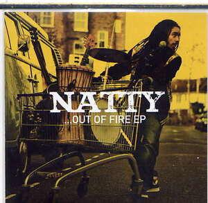 NATTY - rare CD Single - Europe - Acetate