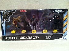 Batman Dark Knight Rises Battle for Gotham City Factory Sealed! Exclusive!