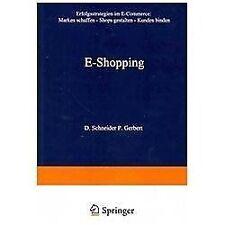E-Shopping : Erfolgsstrategien Im Electronic Commerce - Marken Schaffen -...