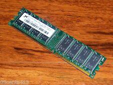 Genuine MT 256 MB DDR PC2100U CL2.5 Desktop Memory (MT16VDDT3264AG-265A1)