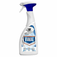 Viakal Powerful Limescale Remover Spray 500ml For Use in Bathrooms and Kitchens
