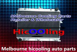 Aluminum Radiator For Ford Econovan / Mazda E2000 AT Petrol 1984-1997 85 86