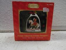 Breyer Horse Father Christmas Stirrup Ornament 2004