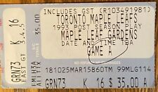 Toronto v Detroit April 23 1993 PLAYOFFS GAME 1 CLARK GETS GORDIE HOWE HAT TRICK