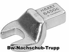 Hazet Maul Einsteckwerkzeug SW 11 mm 9x12 Einsteckschlüssel Drehmomentschlüssel