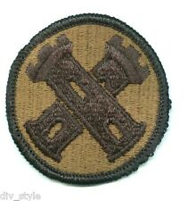 16th Engineering Brigade subdued Patch full size Military Surplus mint condition