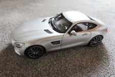 Norev 1:18 Mercedes-AMG GT S Iridium Silber