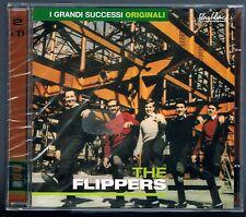 FLASHBACK THE FLIPPERS I GRANDI SUCCESSI ORIGINALI  - 2 CD  F.C.SIGILLATO!!!