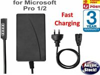 For Microsoft Surface Pro 1 2 Windows 8 Adapter Laptop Charger Replacement