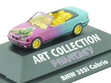 Herpa 045087 BMW 325i Cabrio E36 Phantasy Collection PC Vitrine OVP 1411-18-19