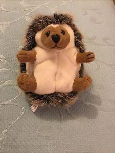 Ganz Hedgehog Plush Toy