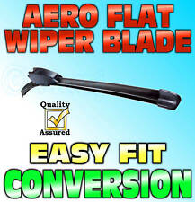 BMW X 5 00-07 Rear Screen Flat Wiper Blade Flat