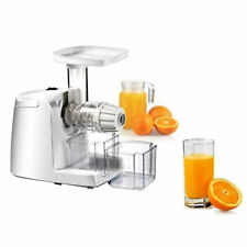 Cold Press Slow Fruit Juicer Juice Extractor Fountain