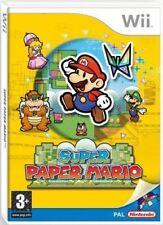 Wii - Super Paper Mario - Boxed - Wii / Wii U