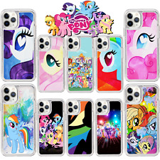 My Little Pony Rainbow Dash Friendship Design Case For iPhone 6 7 8 XS SE 11 Pro