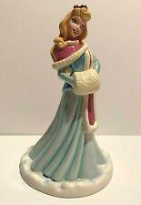 "Wdcc Holiday Princess Aurora Sleeping Beauty ""The Gift Of Beauty"" Figurine 2004"