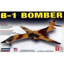 Lindberg 1:144 Scale B-1 Bomber Airplane Model Military NIB,Skill 2