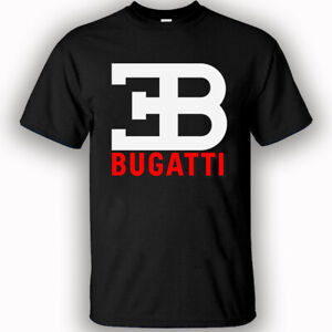 Clothing Shirt BUGATTI CLASSIC LOGO Unisex Adults T-Shirt