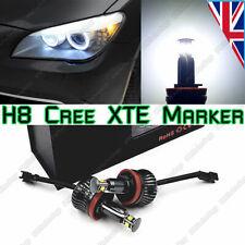 BMW Angel Eyes H8 80W CREE XTE LED Marker Light E82 E90 E92 E60 E61 E63 E89 X6