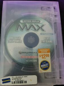 Action Replay Max PS2 Sony Playstation 2 Disc Only Tested