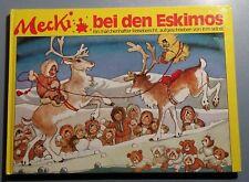 Mecki bei den Eskimos Ein märchenhafter Reisebericht Kinderbuch Bilderbuch