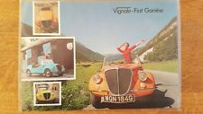 Fiat Gamine 500 1969 colour brochure