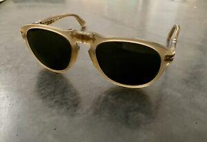 Persol Sonnenbrille Herren beige