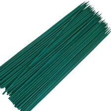 38cm Green Bamboo Stick for Garden Support Planting with Sharp Head 50pcs