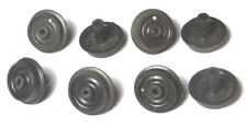 8 x Triang 2 hole disc wheels for coaches & wagons, spares, wheels
