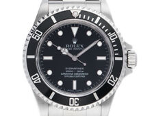 Rolex Submariner No Date acciaio automatico 40mm Rehaut ref.14060m Vintage anno 2008
