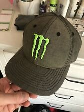 Authentic Monster Energy 2019 Athlete Only New Era Cap. Rare