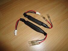 Adapterkabel Blinker Stecker Widerstand Ducati KTM 1098 1198 1199 690 SMC Duke