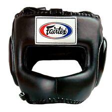 Casque full protection fairtex Hg4 boxe anglaise mma kickboxing muay thai...