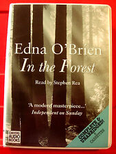 Edna O'Brien In The Forest 8-Tape UNABRIDGED Audio Book Stephen Rea Thriller
