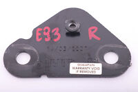 BMW 3 Series E93 Convertible Hardtop Rollover Protection Right Mount Plate O/S