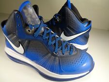Nike Lebron 8 V/2 All Star Treasure Blue South Beach James SZ 9.5 (448696-400)