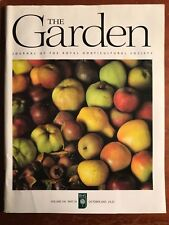THE ROYAL HORTICULTURAL SOCIETY THE GARDEN MAGAZINE OCTOBER 2005 RHS