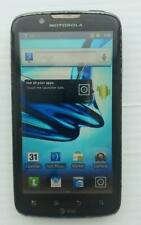 Motorola ATRIX 2 MB865 8GB Black AT&T GSM Android Smartphone