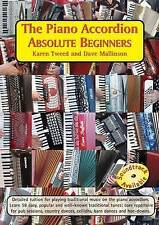 The Piano Accordion Absolute Beginners by Dave Mallinson, Karen Tweed (Paperback, 2011)