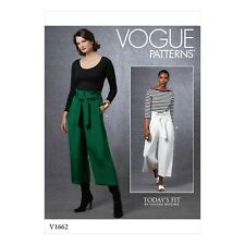 Size 6-22 Vogue V1538 Nicola Finetti PATTERN Misses Tunic /& Jumpsuit BN