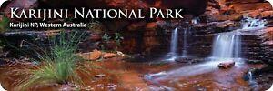 Karijini National Park Bumper Sticker