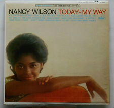 Today My Way  / Nancy Wilson   (Vinyl, Capitol, ST 2321, 1965)