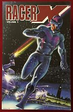 Racer X - Volume 1 - Trade Paperback Collection - From IDW Comics