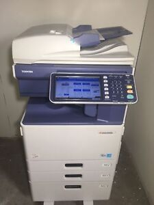 Toshiba E-STUDIO 4555C Multi-function Copier - FREE DELIVERY SYDNEY WIDE