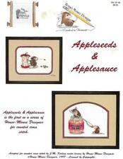 Appleseeds & Applesauce 1st in House Mouse Series HM-26-48 1997 Pitter Patterns