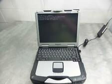 "Panasonic Toughbook CF-30 13.3"" Laptop PC 2GB RAM No Battery Power Adapter HDD"